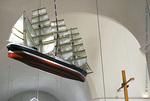 Passat on Pyhän Mikaelin kirkon votiivilaiva.